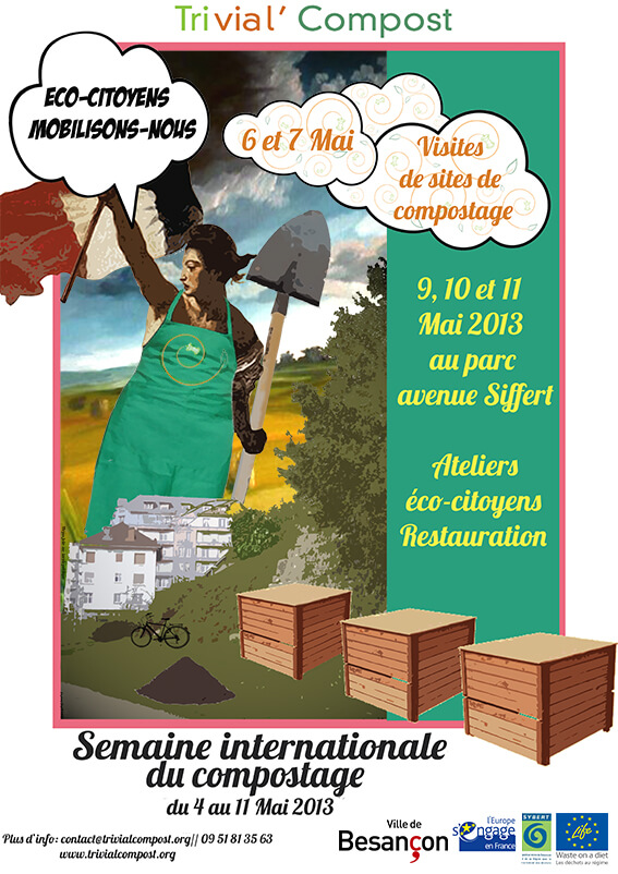 Semaine du compostage recup Marianne
