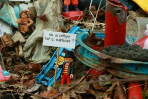 Une belle initiative pour nettoyer nos forêts des décharges sauvages